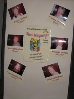 2011 Steel Magnolias From Jean Buckley (