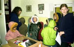 2000 Jan Millenium Show Rehearsals From J