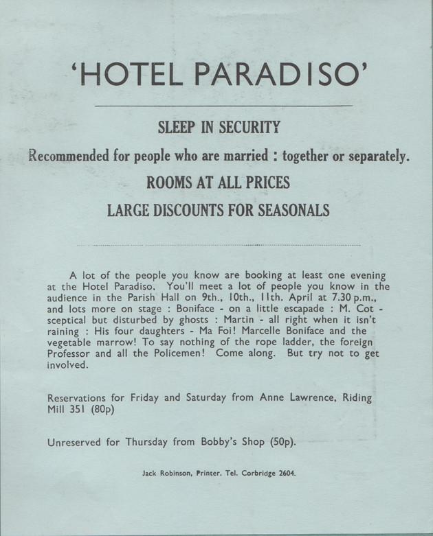 1981 Riding Mill Drama Club, Hotel Paridiso, Spring (4).jpg