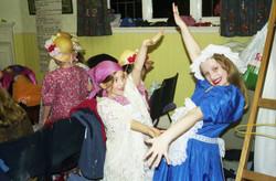 2001 The Princess & The Swinherd behind