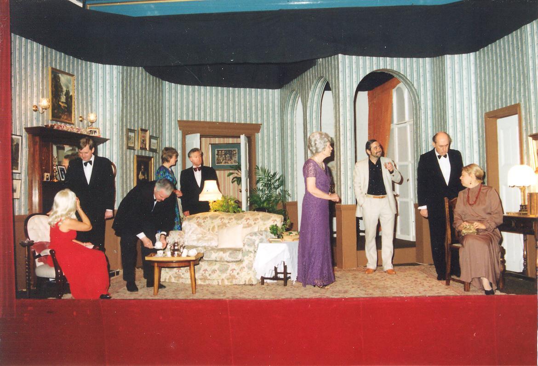 1991 Riding Mill Drama Club,  Relative V