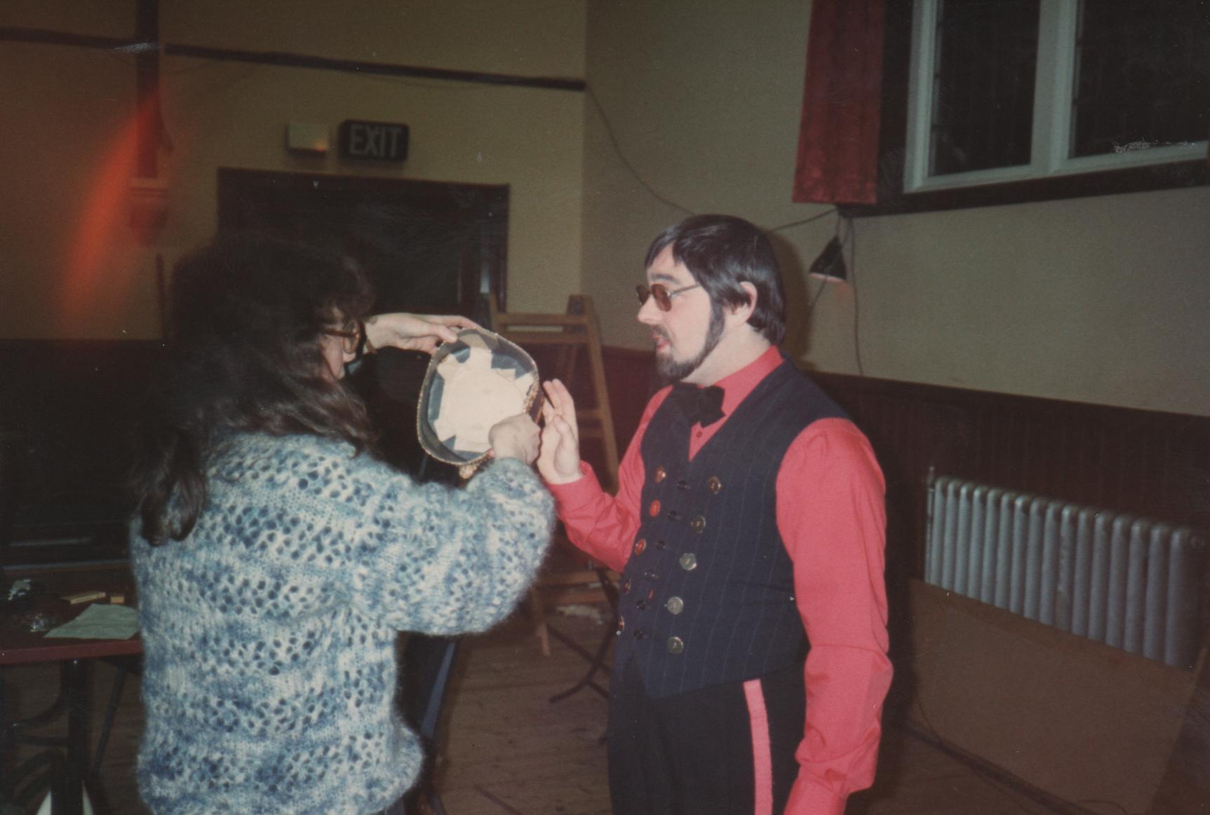 1984 Riding Mill Drama Club Cinders Thro