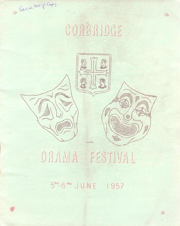 1957 Riding Mill Drama Club, Corbridge D