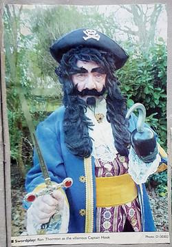 Peter Pan Courant Ron Thornton