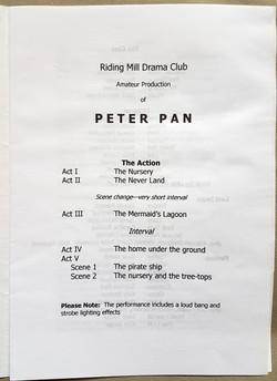 Peter Pan Prog p1