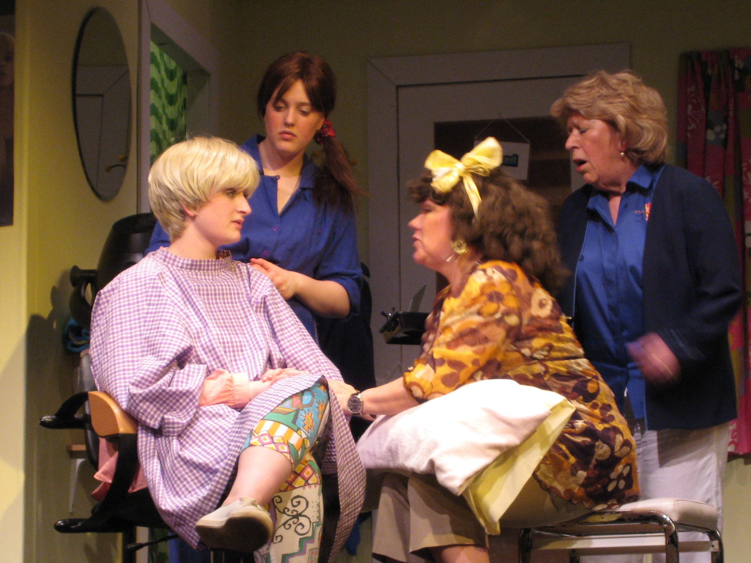 2011 Steel Magnolias From Jean Buckley (