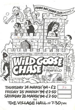 1994 Riding Mill Drama Club, Wild Goose