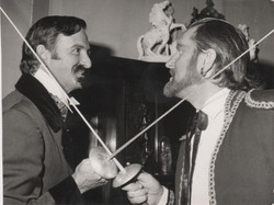 1972, Riding Mill Drama Club, The Noble