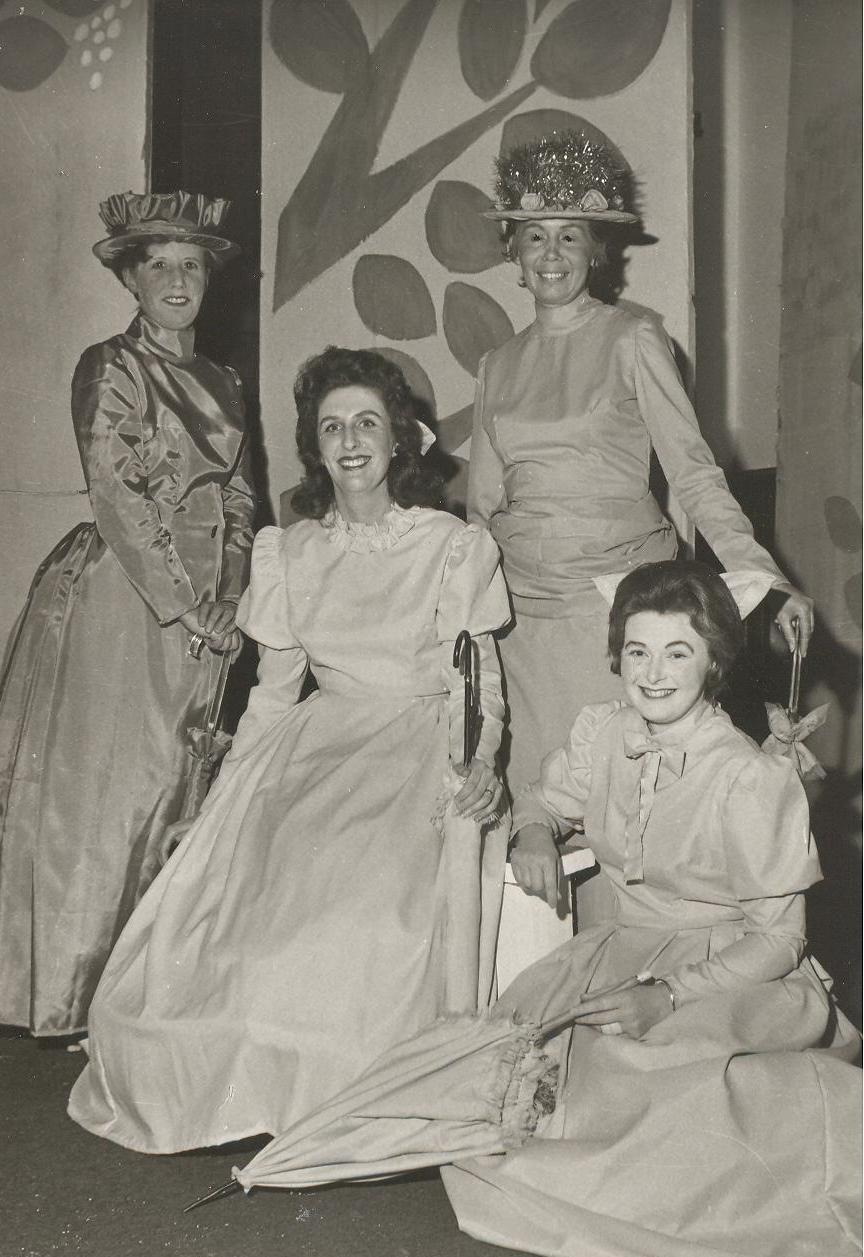 1972, Riding Mill Drama Club, All togeth