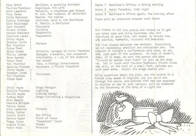 1981 Riding Mill Drama Club, Hotel Paridiso, Spring (3).jpg