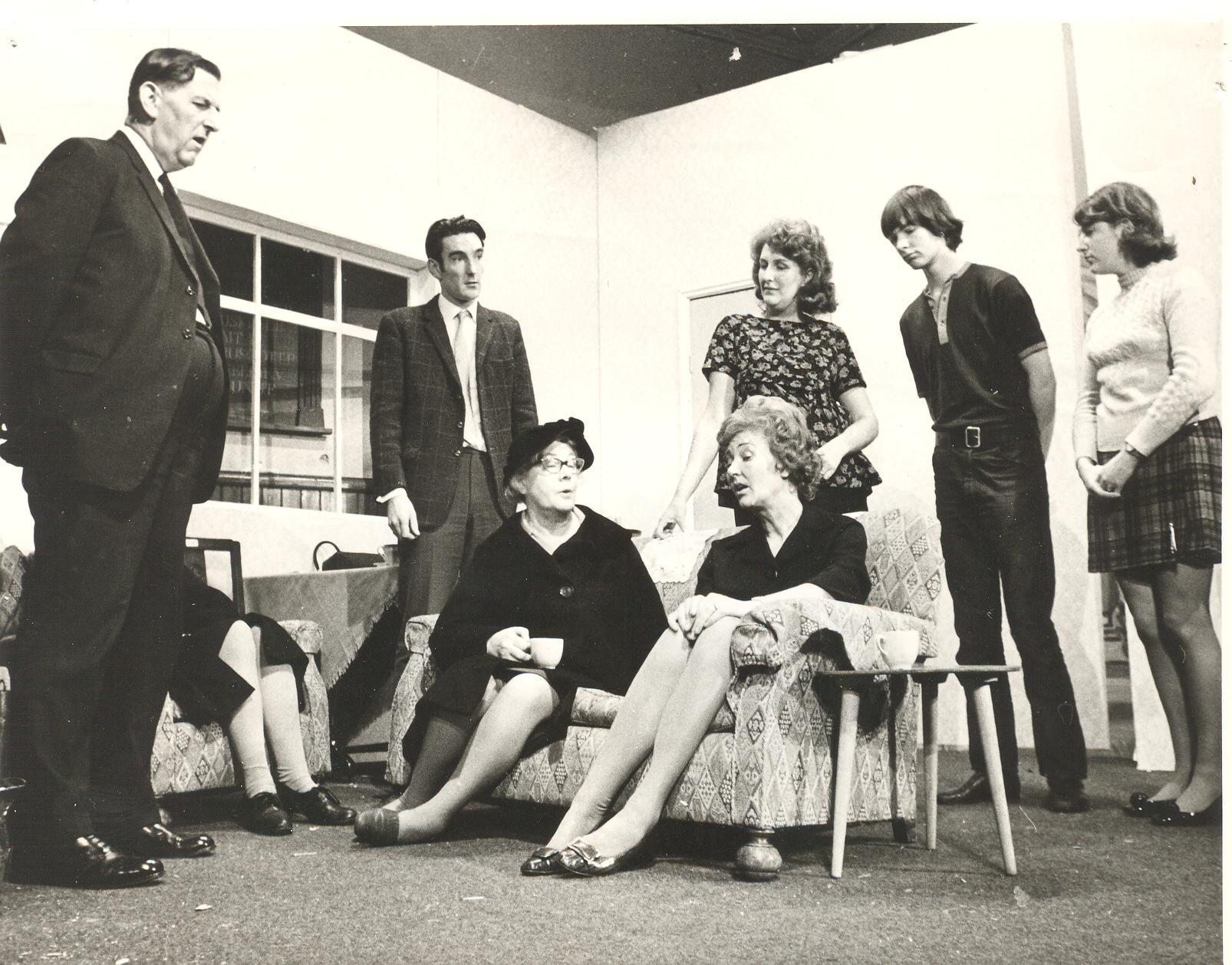 1970 Riding Mill Drama Club, Celebration