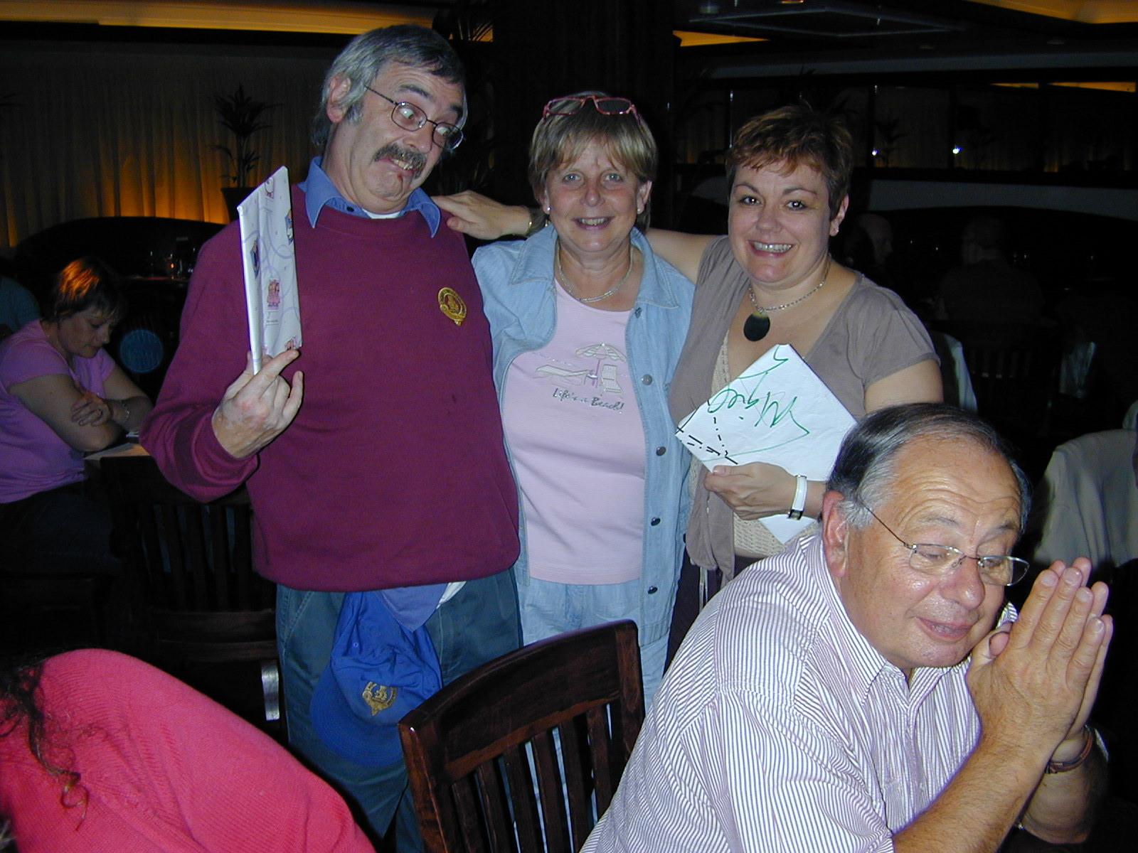 2005 Ding Millers  Edinburgh Fringe, Aug