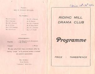 1952 Riding Mill Drama Club, Mr Pim Passes By, April (2).jpg