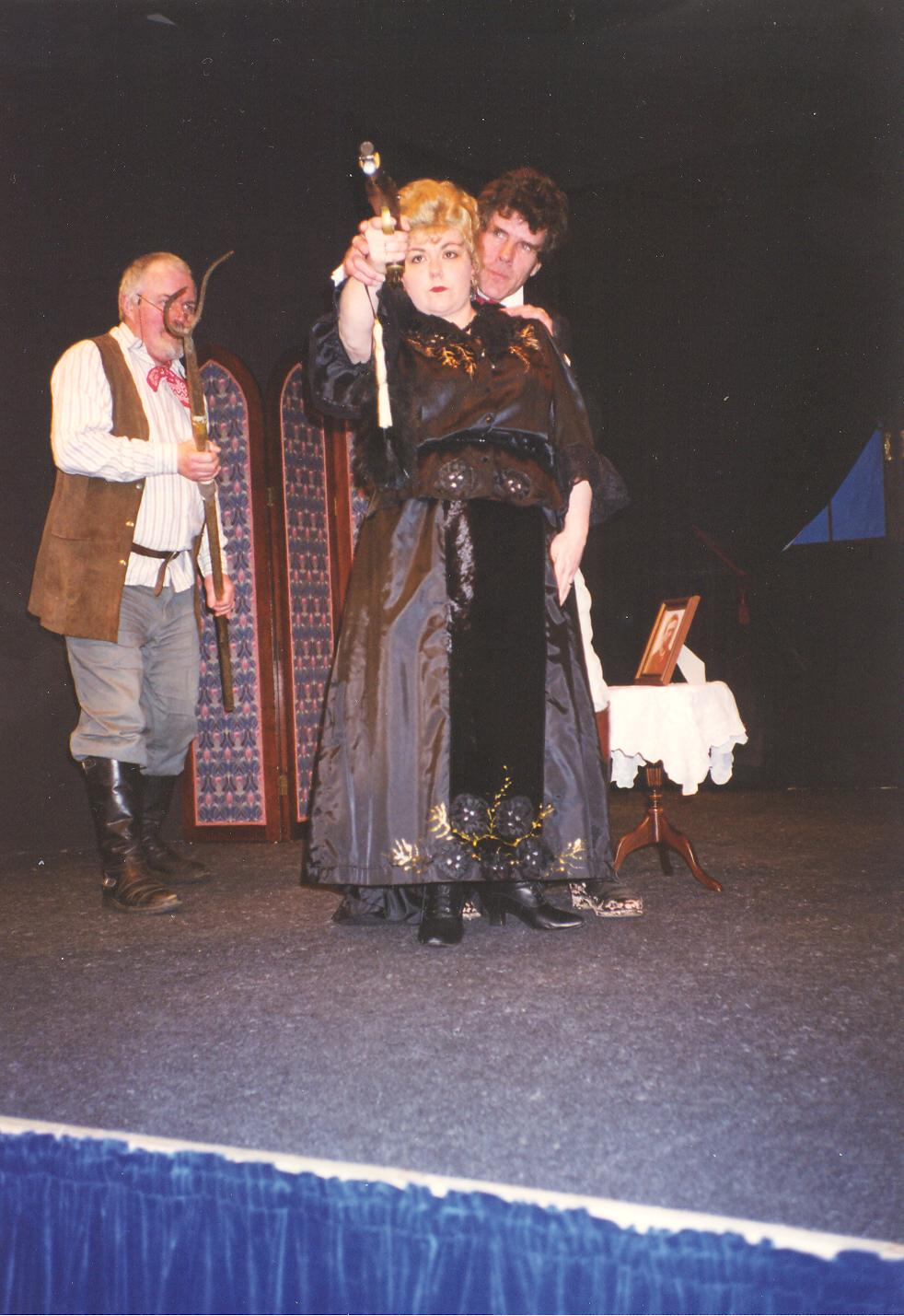 1998 Riding Mill Drama Club, Three One A