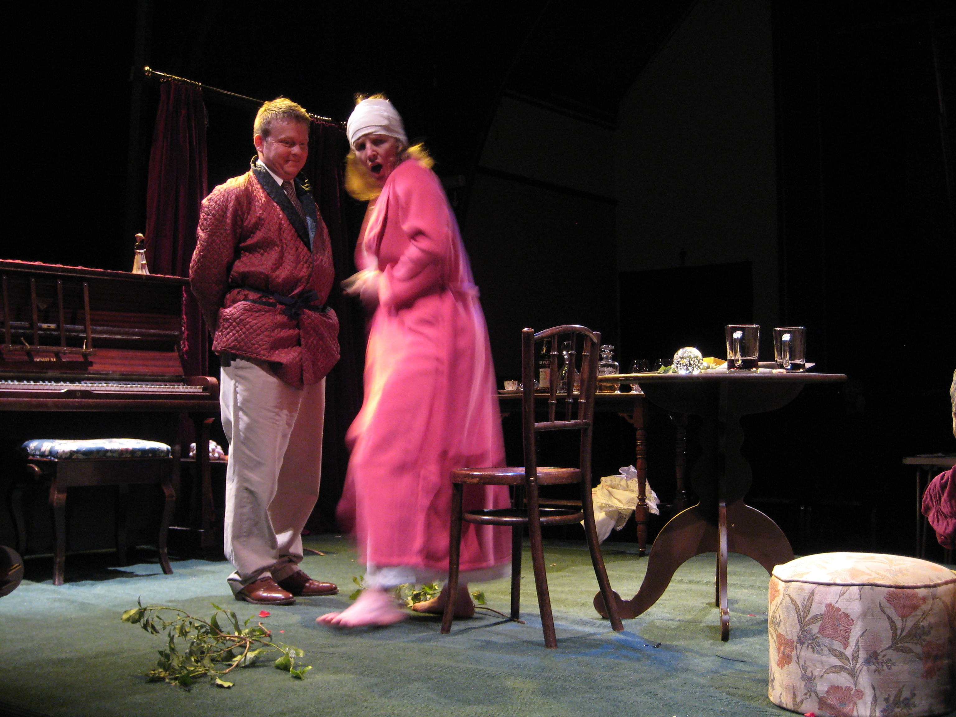 2009 Blithe Spirit From Jean Buckley (15