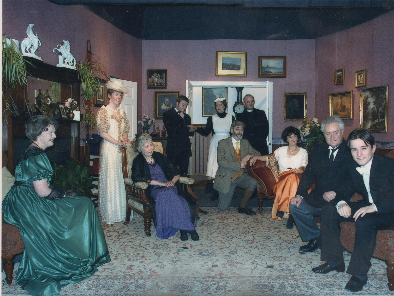 2001, Riding Mill Drama Club, Lord Arthu