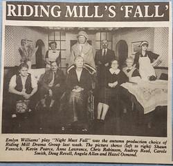 1993 Night Must Fall