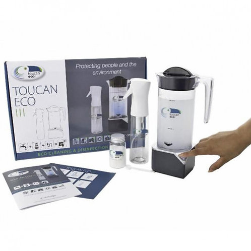 Toucan Eco III - Disinfectant & Cleaning System