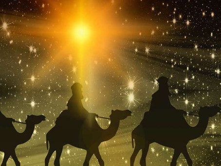 Father David's Reflection for the Feast of the Epiphany