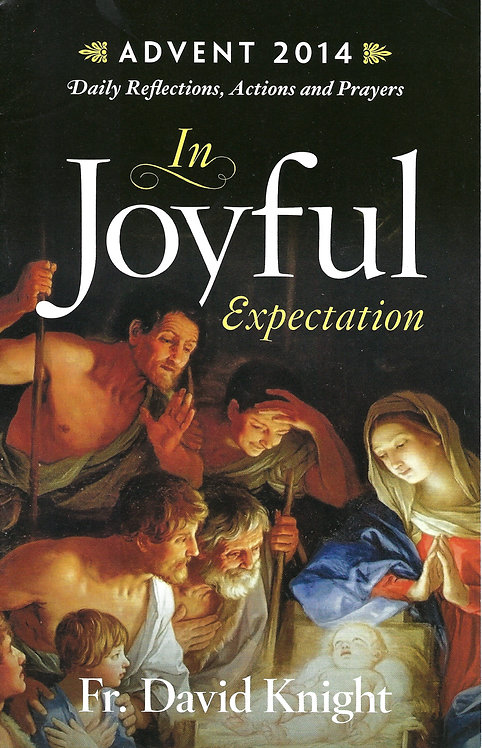 In Joyful Expectation (Advent) (PDF Download)