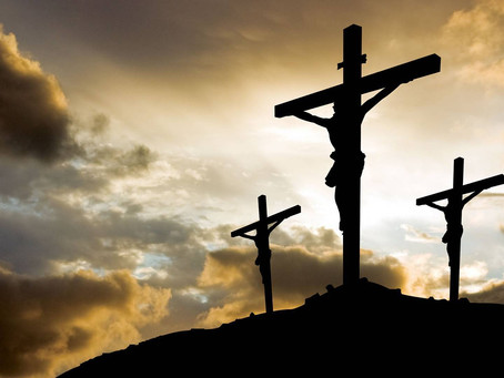 Father David's Reflection for Good Friday