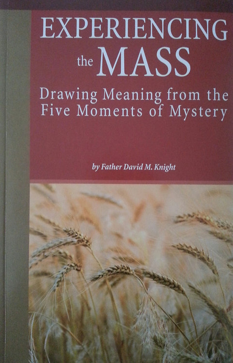 Experiencing the Mass:Five Moments of Mystery