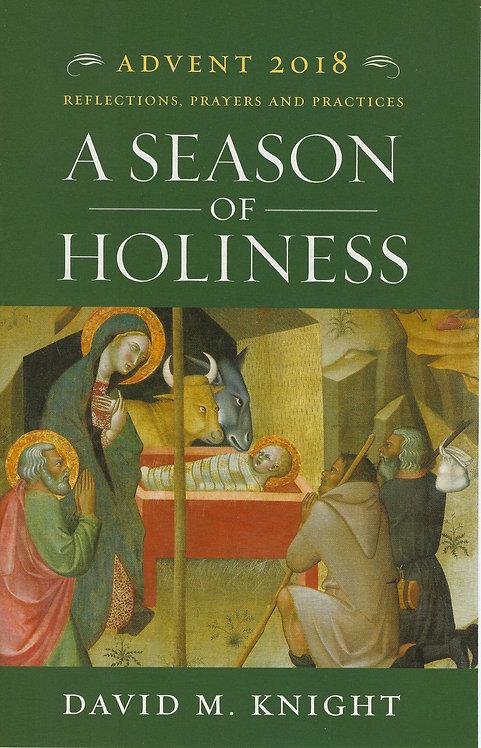 A Season of Holiness