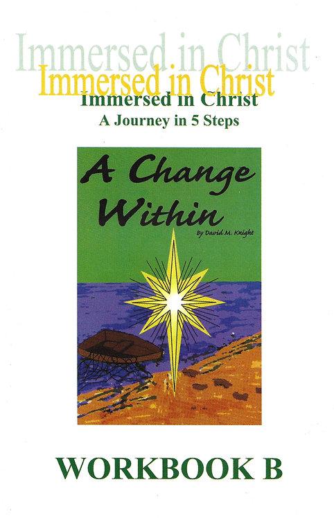A Change Within Workbook B