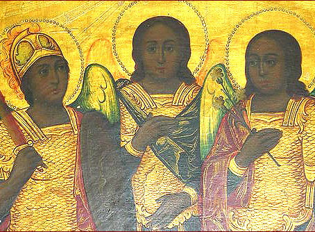 Immersed in Christ: Feast of the Archangels