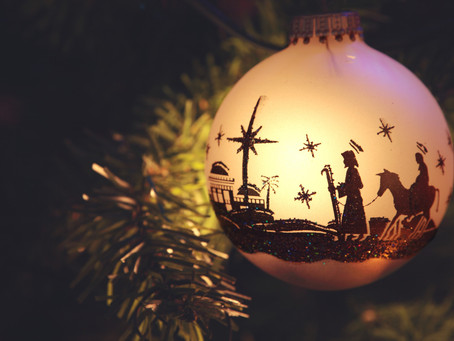 Father David's Reflection for Christmas Morning
