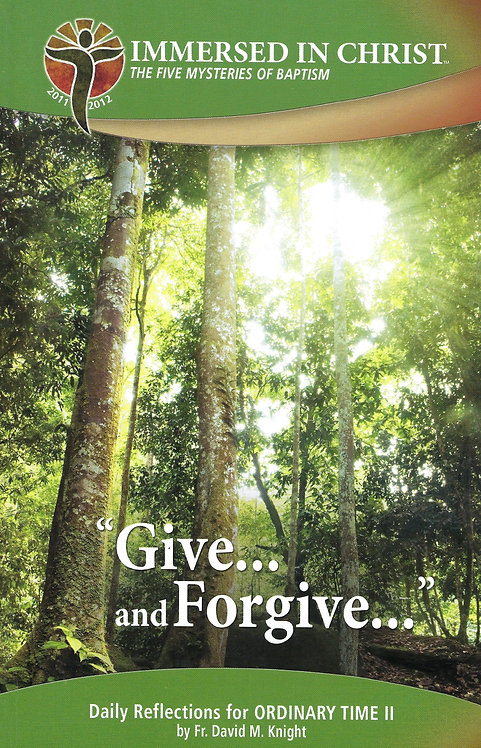 Give and Forgive