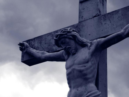 Immersed in Christ: April 10, 2020