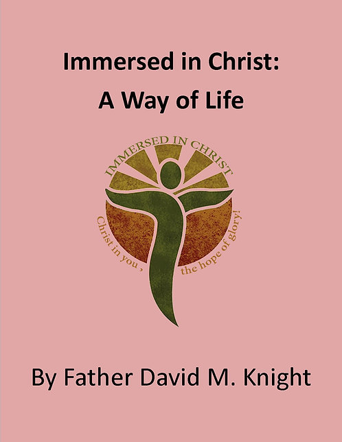 Immersed in Christ: A Way of Life