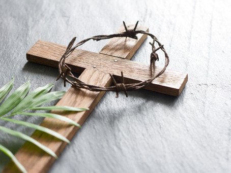 Immersed in Christ: March 17, 2020