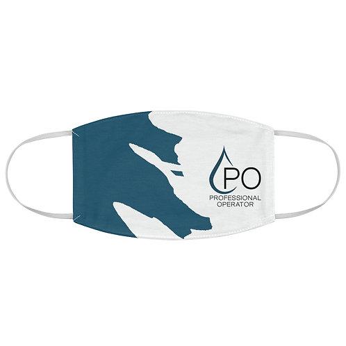 Fabric PO Splash Face Mask