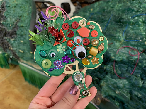 Beaded Beast Art Kit: TREE