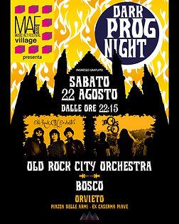 DARK PROG NIGHT - 22-08-2020