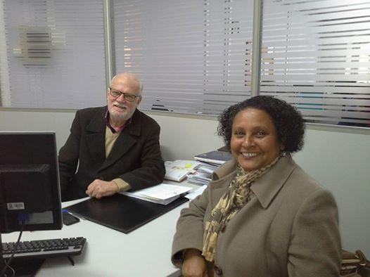 Audiência com o secretário de Administração de Bento Gonçalves