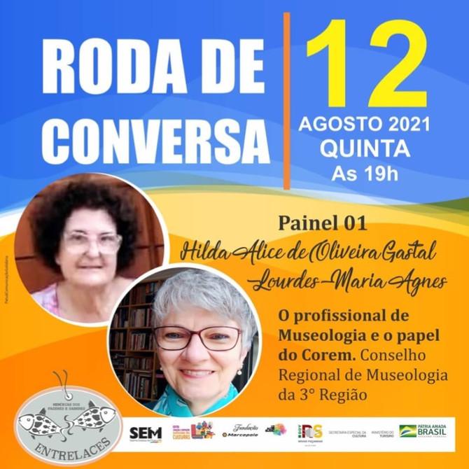 RODA DE COVERSAS COM PARTICIPAÇÃO DO COREM 3R