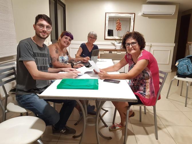 REUNIÃO NOVA DIRETORIA DO COREM 3ª REGIÃO