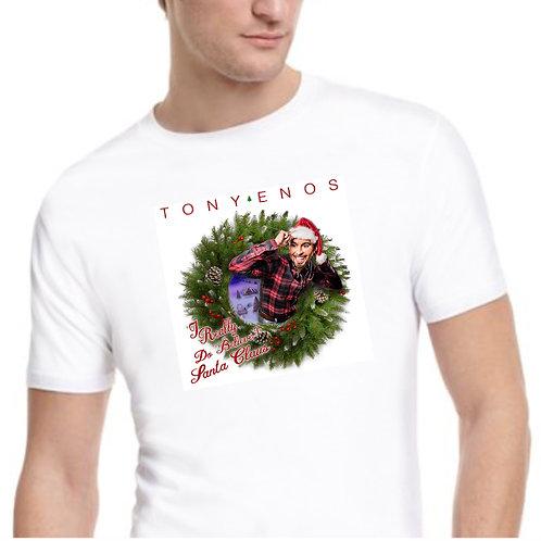 Tony Enos Christmas T-Shirt
