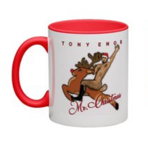 """""""Mr. Christmas"""" 11oz Coffee Mug"""