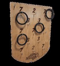 North Dakota State Bison Football Ring Toss