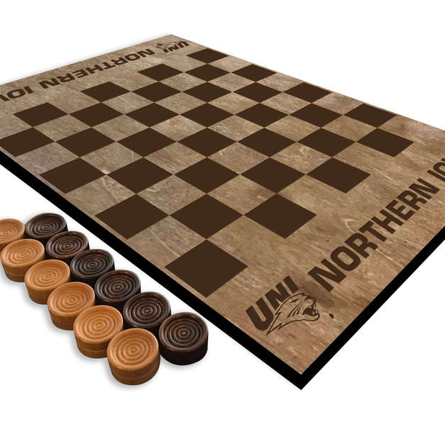 Wood Checker/Chess Boards