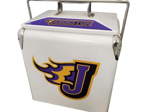 Johnston High School Retro Cooler