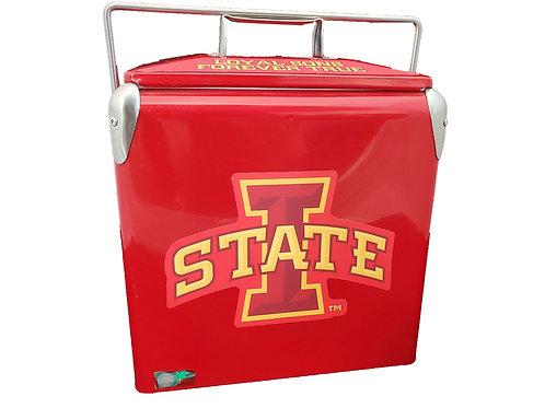 Iowa State Cyclones Retro Cooler