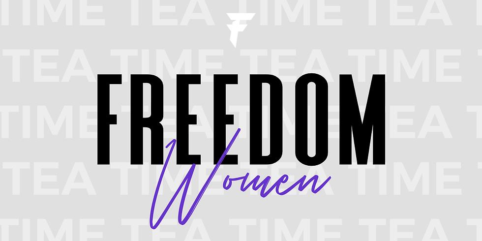 Second Wednesday - Freedom Women