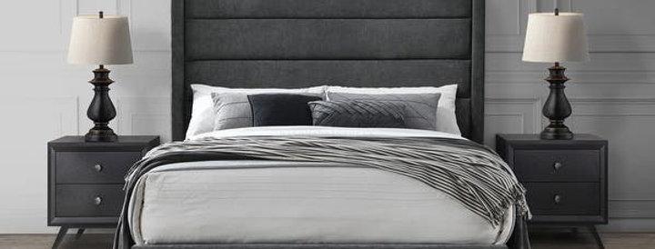 Wingback Horizon Bed Frame