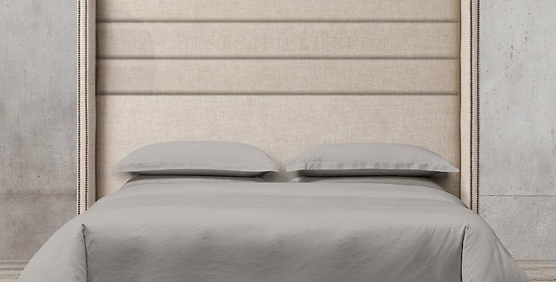 Wingback Charlie Bed Frame