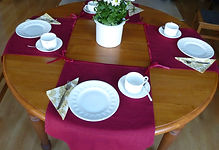 Set-Tischläufer